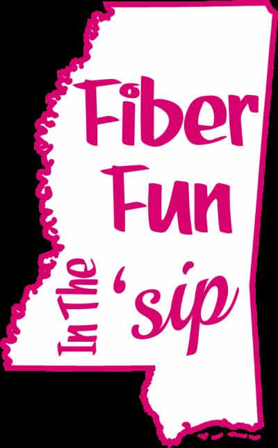 Fabric Fun with pink border