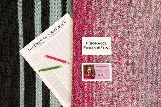 Connie Lee Lynch - Fibonacci, Fiber, and Fun!